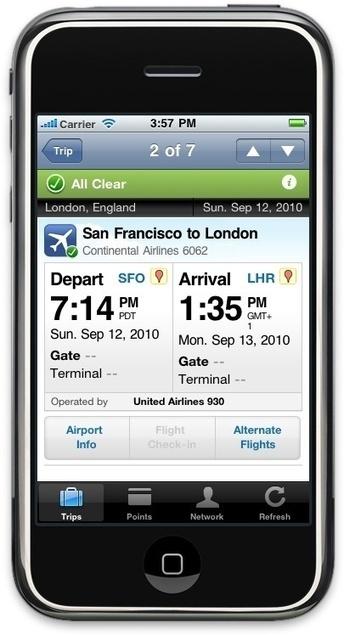 TripIt recherche pour vous le meilleur siège d'avion dispo pour votre voyage d'affaires | Geeks | Scoop.it