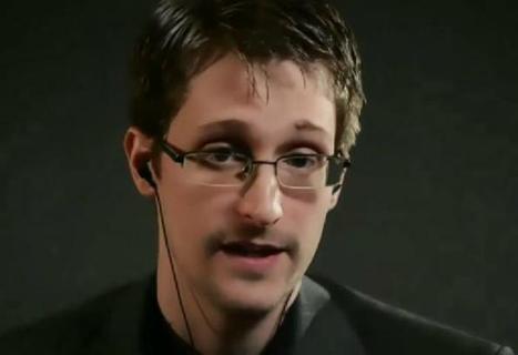 """Edward Snowden: """"Laissez tomber Dropbox, Facebook et Google""""   Pierre-André Fontaine   Scoop.it"""