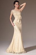 [EUR 129,99] eDressit 2014 New Champagne One-Shoulder Sheath Lace Evening Gown (26142414)   eDressit 2014 Nouveauté Magnifique Robe de Soirée en tendance   Scoop.it