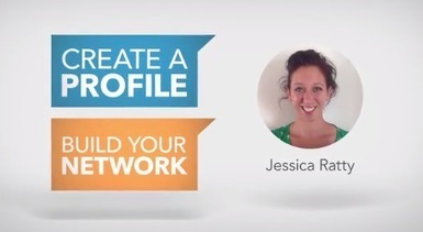 How LinkedIn Connects Me to Future Opportunities: Tips for Getting Started on LinkedIn [VIDEO] | Social Selling:  with a focus on building business relationships online | Scoop.it