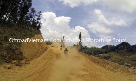 Vietnam Off-road Bike Tours & Rentals   Motorbike Vietnam   Vietnam Off-road Motorbike Tours   Scoop.it