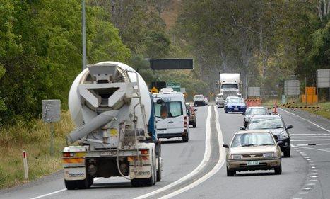 Aged couple's truckie terror | Road rage | Scoop.it