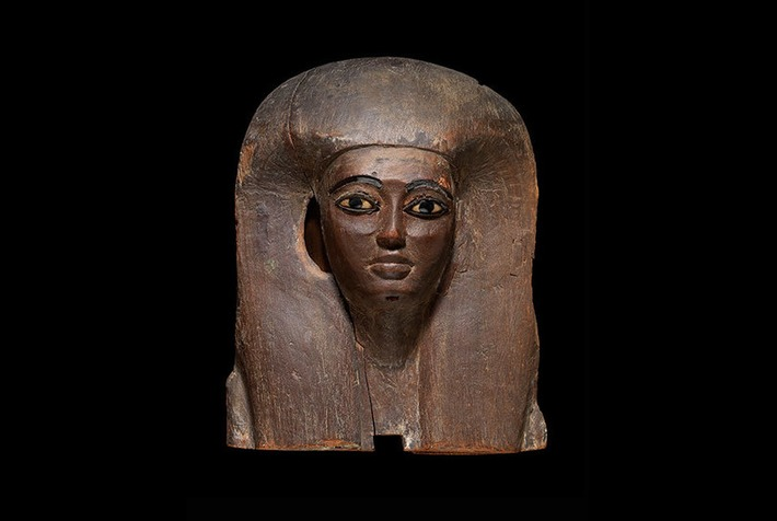 Spectacular 'Lady Jane Franklin' Egyptian mummy mask sold at Bonhams | Art Daily | Kiosque du monde : Afrique | Scoop.it