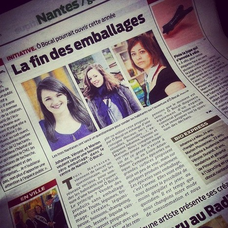 Instagram | Revue de presse - PIROUETTE! Nantes | Scoop.it