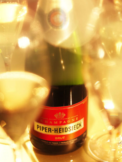 Piper-Heidsieck va être distribué par Bacardi-Martini France. | Vos Clés de la Cave | Scoop.it