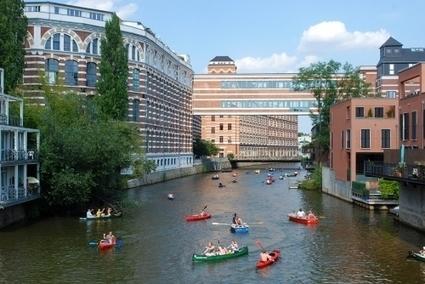 Les 'deuxièmes villes', moteur du nouveau réseau culturel européen | CULTURE, HUMANITÉS ET INNOVATION | Scoop.it