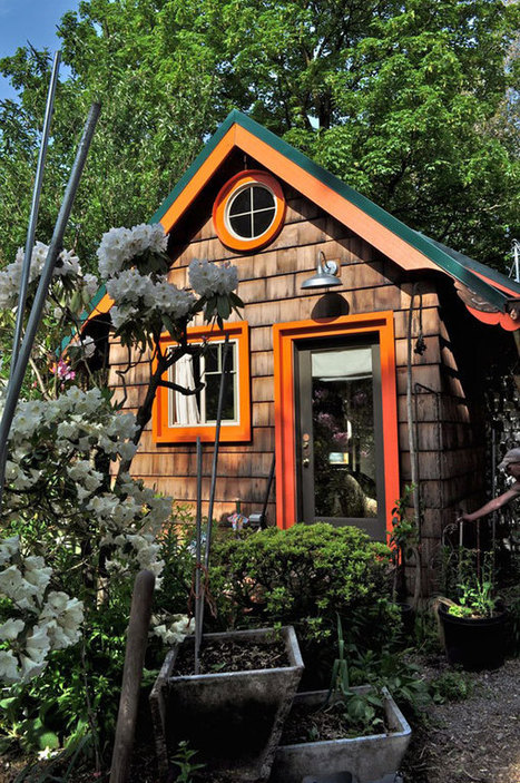 The Green Blog: Tiny Homes (In Picture) | Tiny Homes -  A Big Idea | Scoop.it