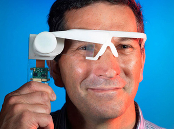 New holographic waveguide augments reality - physicsworld.com   REALIDAD AUMENTADA Y ENSEÑANZA 3.0 - AUGMENTED REALITY AND TEACHING 3.0   Scoop.it