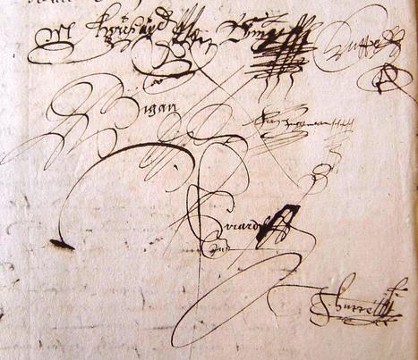 MODES de VIE aux 16e, 17e siècles » Archive du blog » Philippe Pancelot veuve Justeau vend une maison à Morannes, 1610   blog de Jobris   Scoop.it