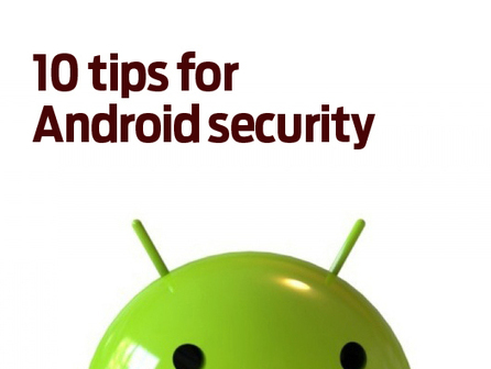 10 tips for Android security | Android: The Free Way To Get Mobile | Scoop.it