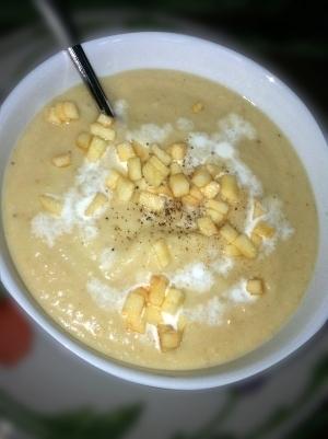 Une petite soupe comme on les aime : céleri, pomme,coco | Communication - Marketing | Scoop.it