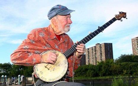 Pete Seeger: 10 great songs - Telegraph | Irish & Old-Time Music | Scoop.it
