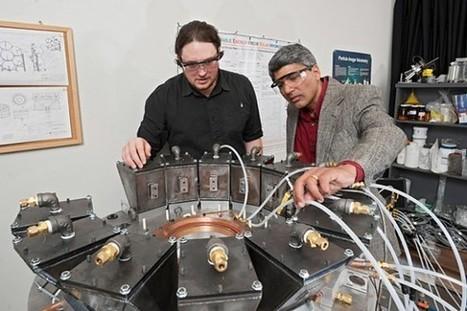 Self-sustaining solar reactor creates clean hydrogen fuel | VIM | Scoop.it