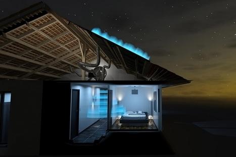 Systovi : récupérer la chaleur des panneaux photovoltaïques | EFFICYCLE | Scoop.it