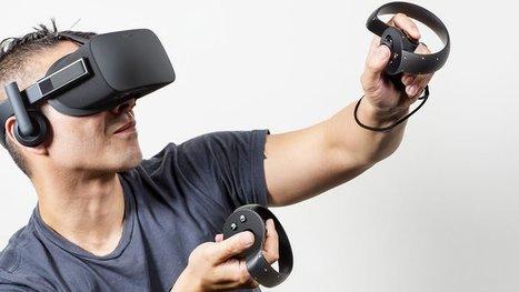 Pour Facebook, la téléportation passera par la réalité virtuelle | Seniors | Scoop.it