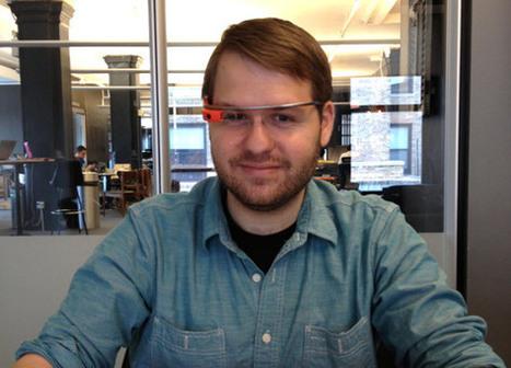 Nouvelles améliorations pour les Google Glass, dont la commande vocale ! | Music, Medias, Comm. Management | Scoop.it