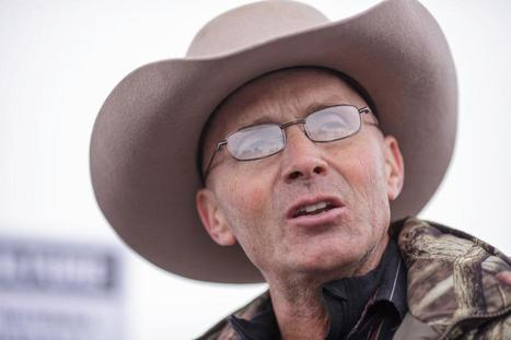 Oregon Militant Was 'Reaching Toward Waistband' When Shot | Police Problems and Policy | Scoop.it