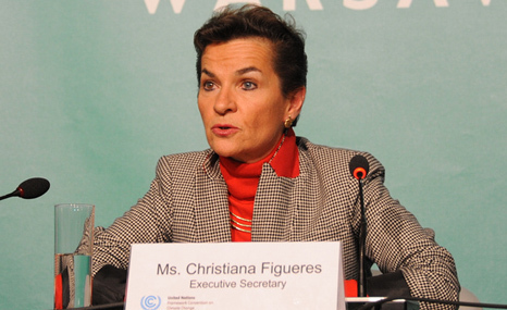 UN climate chief urges investors to bolster global warming fight | Reuters | Sustain Our Earth | Scoop.it