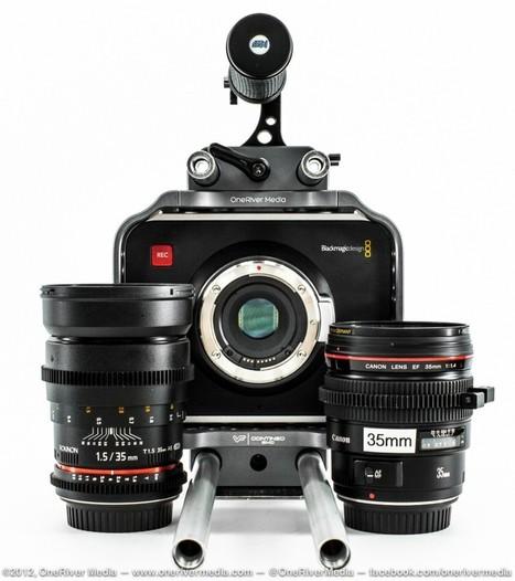 Blackmagic Hands-On: Rokinon 35mm T1.5 Cine vs. Canon 35mm f/1.4L   Gear in Motion   Scoop.it