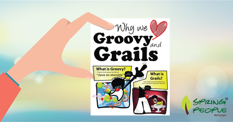 Groovy and Grails – Its not the END yet. | SpringPeople | IT Training Workshop and Training Course in Bangalore | Scoop.it