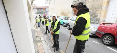 De la rue à l'emploi, grâce au travail payé à la journée - Le Figaro | CRAKKS | Scoop.it