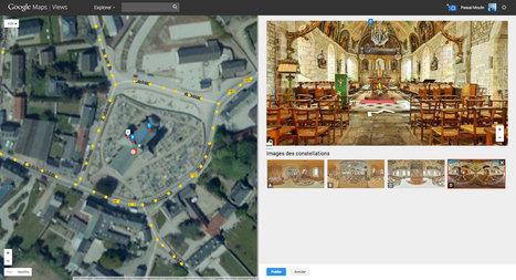 My Google Street View: Montfarville's Church, Normandy, France | moulin360panoramic | Scoop.it