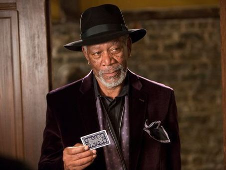 Caine, Freeman make movie magic in 'Now You See Me' - USA Today - USA TODAY | Machinimania | Scoop.it
