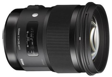 Australian Website Lists Price of Sigma's 50mm f/1.4 Otus Competitor at $1,350 | MediaMentor | Scoop.it