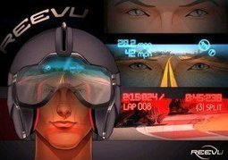 The coming HUD from REEVU - HUD Display - Augmented Reality | HUD Display and Augmented Reality | Scoop.it
