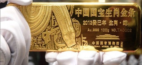 China's Shanghai Exchange Sends Price Of Silver Soaring & Gold Surging! - King World News | Gold and What Moves it. | Scoop.it