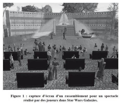 Anolga Rodionoff : LES TERRITOIRE DU VIRTUEL - Mondes de synthèse (MMORPG), univer virtuels (Second Life), serious games sites de rencontre... | Machines Pensantes | Scoop.it