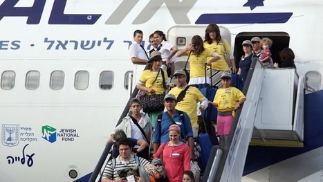 Immigration from Russia, Ukraine jumps in 2015 | Jewish Education Around the World | Scoop.it