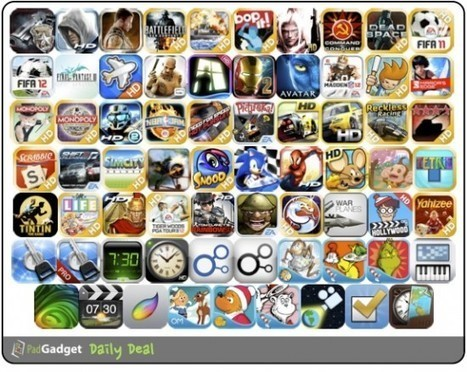 PadGadget How-To Guide: How to Find Apps on Sale   PadGadget   Tech and Teaching in the 21C World   Scoop.it
