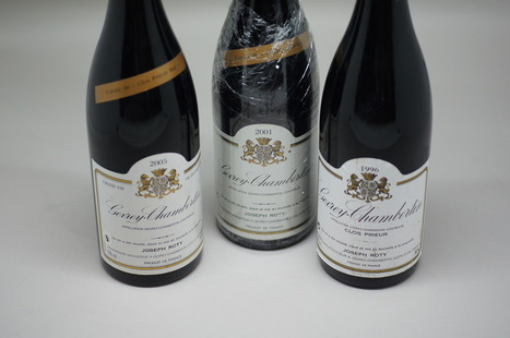 Cote Rotie Brune et Blonde de GUIGAL 1996 Best... | oenologie en pays viennois | Scoop.it