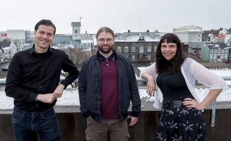 The support for Iceland's Pirate Party is soaring | Peer2Politics | Scoop.it