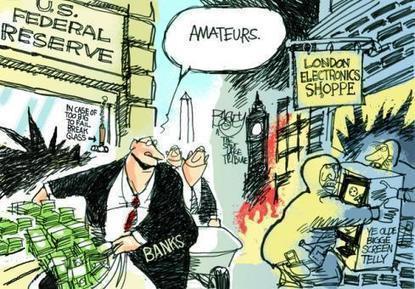 Pourquoi la dette liée aux sauvetages bancaires est-elle illégitime ? | La lucha global por una clase politica digna, de la soberania que ostenta. | Scoop.it