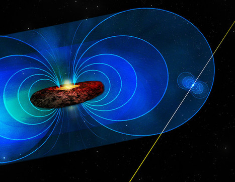 Newly discovered pulsar may explain odd behavior of Milky Way's supermassive black hole in center | HSC Physics | Scoop.it