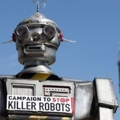 The War Against Killer Robots | military ethics | Scoop.it