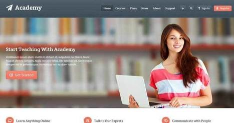 15 Best WordPress Education Themes For High Schools & Colleges | Creative Wordpress Theme | Scoop.it