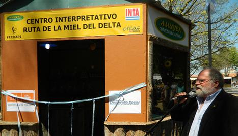 "Impulso a la apicultura: abren una oficina de la ""Ruta de la Miel"" del ... - El Día de Escobar | Miel Melipona | Scoop.it"