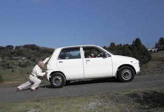 10 Ways To Get Run Over By Your Own Car | Strange days indeed... | Scoop.it