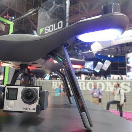 3D Robotics' Solo Drone can Fly Circles around You | Technology in Business Today | Scoop.it