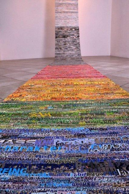 Katarzyna Józefowicz: Epilog | Art Installations, Sculpture, Contemporary Art | Scoop.it