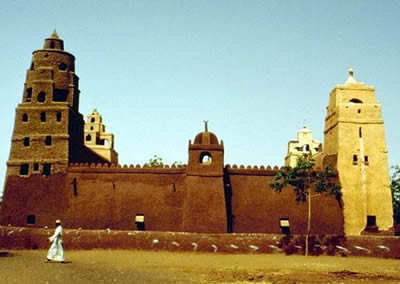 Yaama Mosque - Falke Barmou | Islamic Art | Scoop.it