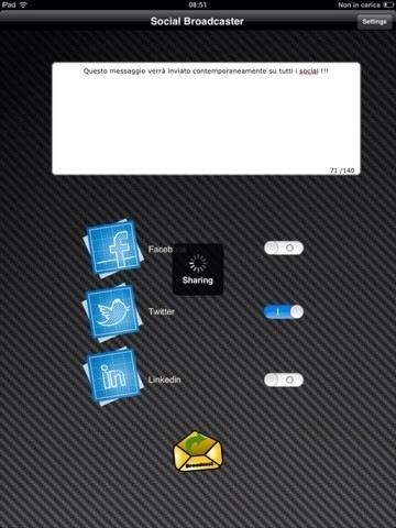 SocialBroadcaster per iPad, un'app per tutti gli amanti dei Social ...   SEO ADDICTED!!!   Scoop.it