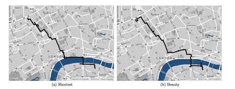 Et si un GPS vous indiquait la plus belle route à prendre et non la plus courte? | Monde géonumérique | Scoop.it