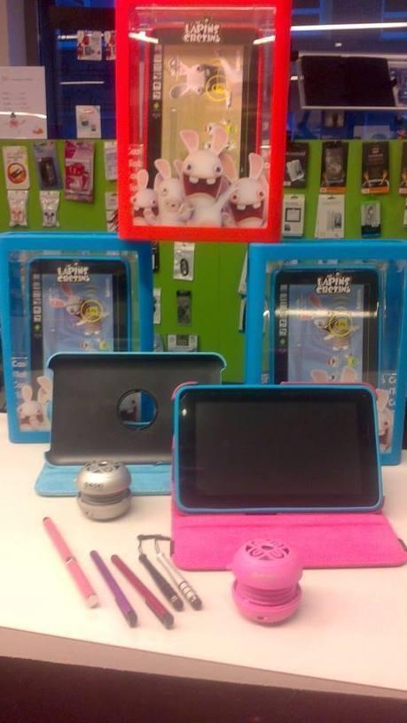 Les lapins crétins s'invitent à votre St Valentin - Tactil Center | Accessoires GSM Mobile Smartphone Tablettes | Scoop.it