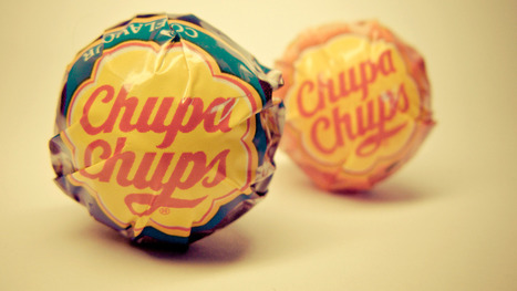 Salvador Dalí's Real Masterpiece: The Logo For Chupa Chups Lollipops | Social Storytelling | Scoop.it