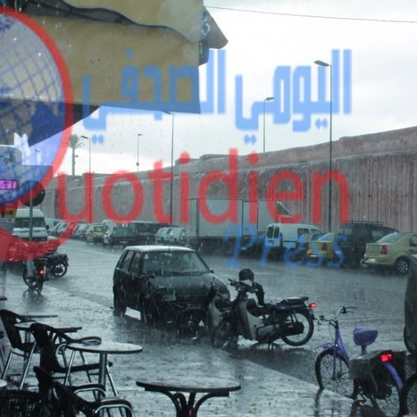 أمطار طوفانية في آخر شهر ابريل بمراكش | quotidienpress.com | Scoop.it
