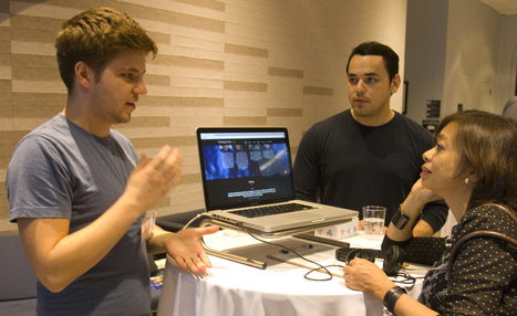Tow Center Showcase Puts Data Journalism in the Spotlight | Digital Cinema - Transmedia | Scoop.it